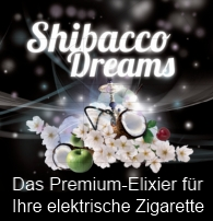 e.Liquids.de ist Offizieller Handelspartner von Shibacco